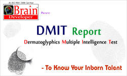 DMIT Report - Start On Your Business
