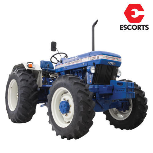 Escorts Farmtrac - 6065 Executive 4x4 Tractor, एस्कॉर्ट्स