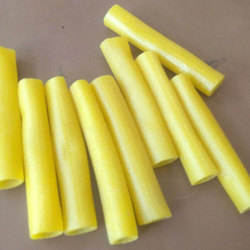 Yellow Stick Salty Fryum Snack, 20 Kg,30 Kg, Packaging Type: Packet