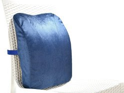 Memory Foam Backrest Support Cushion