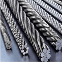 Oil & gas wire ropes