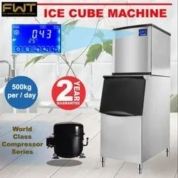 Ice Machines - Capacity 500kg/Day