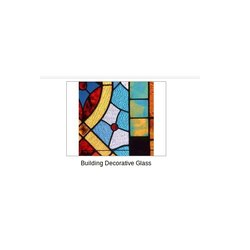 Glossy Printed Duratuf BDG-22 Building Decorative Glass, For Anywhere