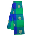 Silk Handloom Saree, Construction Type: Hand