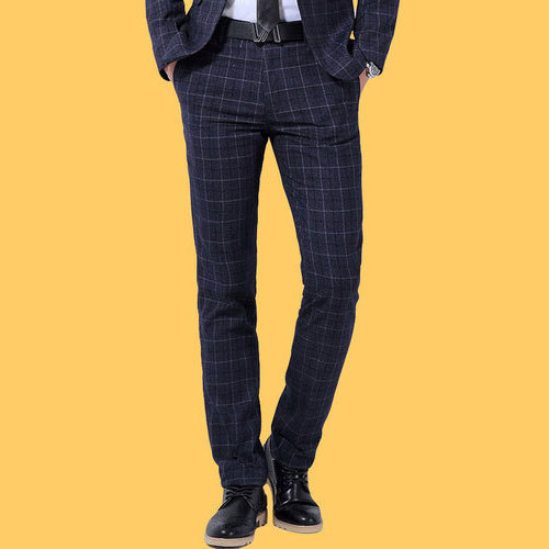 Small Designer Formal Trousers