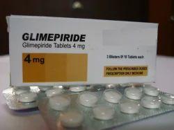Glimepride Tablets, Schwitz Biotech, Prescription