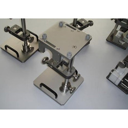 Polished MS Jig Fixture