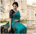 Rangoli Silk With Zari Weaving Jacquard Pallu Saree