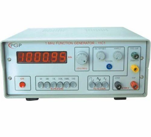 ELECTRONICS LAB TRAINERS & KITS - Function Generators
