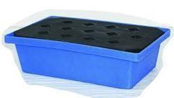 Spill Tray With Grid 43ltr Bund (ST40)