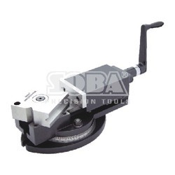 Precision Rotary Head Machine Vise ( With Swivel Base) 6