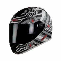 Steelbird Zebra Helmet