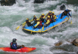 Upper Alaknanda River Rafting Expedition Services