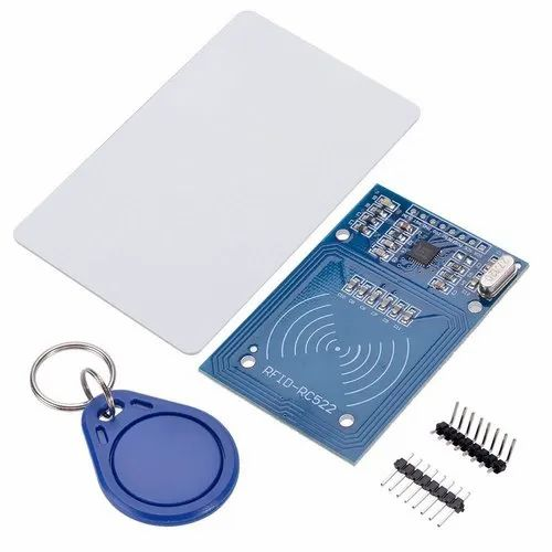 RFID Reader/Writer RC522 SPI S50 with RFID Card and Tag