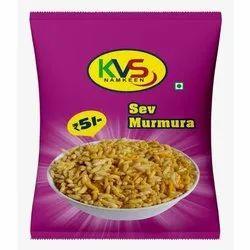 Fried Sev Murmura Namkeen, Packaging Size: 18 Gram, Packaging Type: Packet