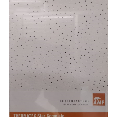 Amf Thermatex Star Mineral Fiber Ceiling Tiles