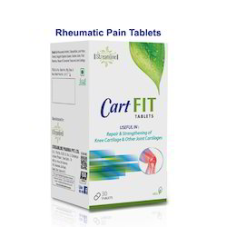 Rheumatic Pain Tablets, Grade Standard: Medicine Grade, Packaging Type: Bottle