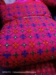 Over Embroidery Work Fabric for Garments