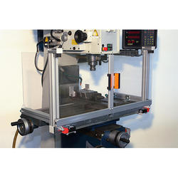 Table Milling Machine Guard