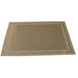 Polypropylene Round Table Mat, Size: 12 and 18 Inch