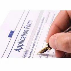 Offline Form Filling Services