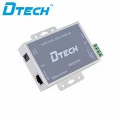 RS232 To RS485 RS422 Converter Active Dtech DT-9018