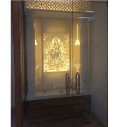 Marble Pooja Rooms for Home