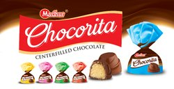 CHOCORITA - CENTERFILLED CHOCOLATE