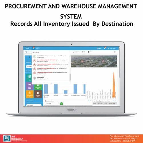 Procurement And Warehouse Management Software