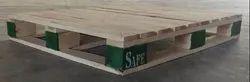 Industrial Wooden Pallet Rental Service