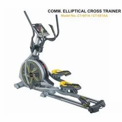 CT 661 Commercial Elliptical Cross Trainer