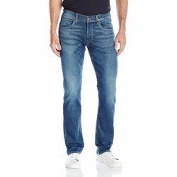 28 To 42 Inch Regular Fit Men Denim Jeans