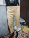 Cream Color Ladies Cigarette Pants