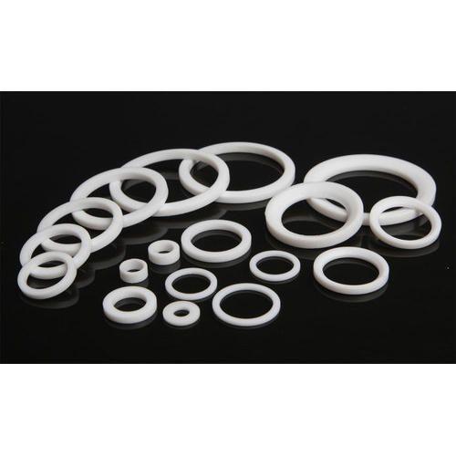 White Nylon O Rings, Shape: Round, Rs 10 /piece, 6 Sigma Enterprises ...