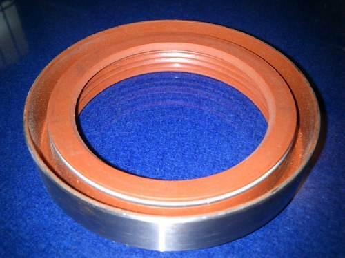 Rubber Seal - Rubber Ring Oil Seal Manufacturer from Nashik