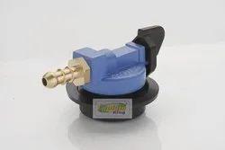 Nozel LPG Adapter 25 mm - 200 Gram For Indane, Bharat, HP