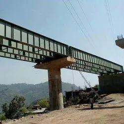 Railway Bridge labour  Construction Service