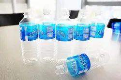 Label for Bottle
