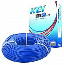 Color: Black KEI House Wire, 90m, 4 Sqmm