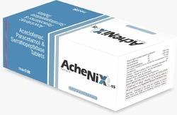 Aceclofenac 100mg