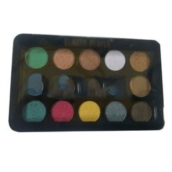 Multicolor Blow Out Eye Shadow, Type of Packaging: Box, Form: Pressed Powder