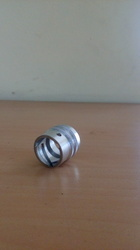 Stainless Steel Silver CNC Machining Components For - Aerospace Segment