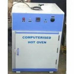 Hot Air Computerized Oven