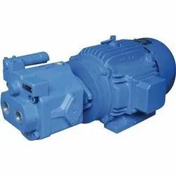 Integrated Hydraulic Motor Pump