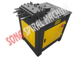 TMT Bar Spiral Machine