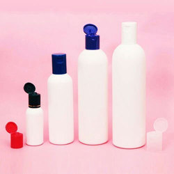 HDPE Round Bottle For Shampoo