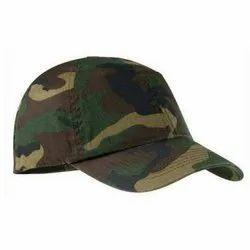 Cotton Army Caps