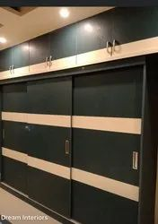 Wooden Wardrobe, For Home