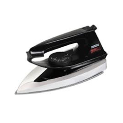 Usha EI 2801 750-Watt Electric Dry Iron (Black)