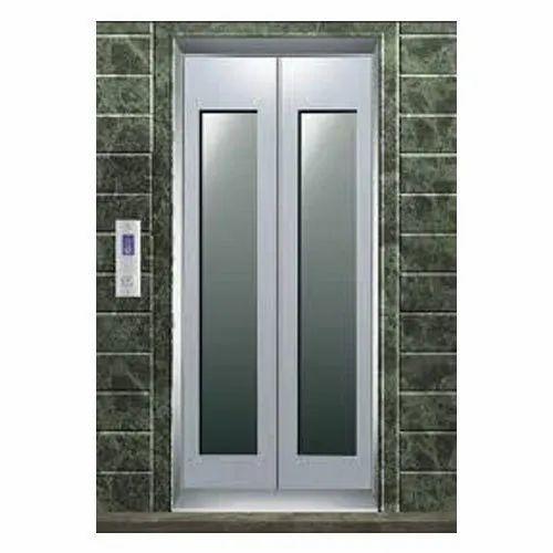 Elevators Door - Stainless Steel Elevator Door Manufacturer from Surat